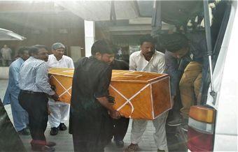 Gunmen killed four Christians in Pakistan