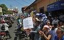 Nicaraguans hope dialogue will put an end to clashes between police and protestors
