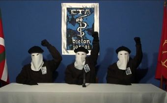"Basque terrorist group ETA apologises for ""harm caused"""