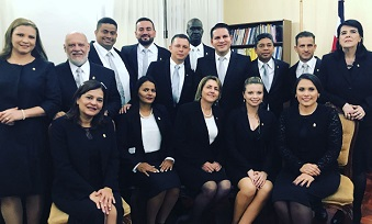 Unprecedented evangelical fraction in the parliament of Costa Rica