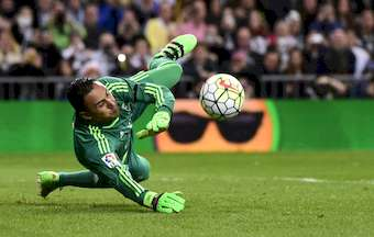 "Keylor Navas: ""Football is a blessing from God, but not the most important thing in life"""