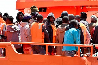 More than 500 rescued in Spanish waters in just one weekend