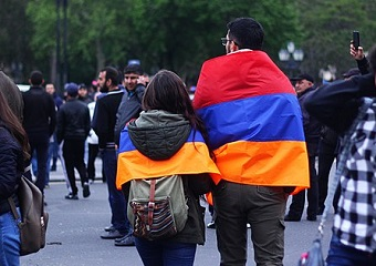 """In Armenia, there is a whole corrupt system to dismantle"""