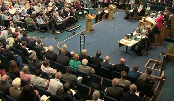 Should the Church of Scotland keep the Westminster Confession of Faith?