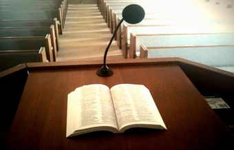 Preaching: A platform for ministries