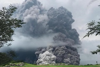 Thousands affected by Guatemala volcano eruption
