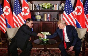 """""""Complete denuclearization"""" talks after Trump-Kim summit"""