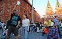 Sharing Jesus with World Cup fans in Moscow
