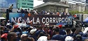 Evangelicals marched against corruption in Dominican Republic