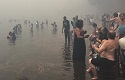 Testimony: Wildfires near Athens