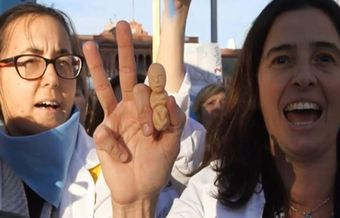 "Argentinian doctors against the abortion Bill: ""I'm a doctor, not a murderer"""