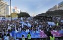 More than half million people march against abortion in Buenos Aires