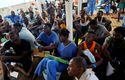 Spain receives 1,703 migrants only in the first eight days of August