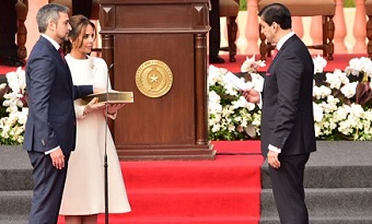 Two evangelical Ministers in Paraguay's new government