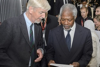 """""""Kofi Annan reminded rulers of the prevalence of justice"""""""