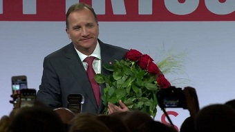 Leftists and Conservatives tied in Swedish election