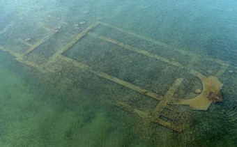 Underwater museum to be built around temple that could have hosted the Nicaea Council