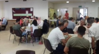 Creating community through the 'World Cafe'