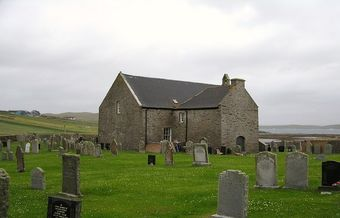 Twenty Church of Scotland buildings will close in the Shetland Islands