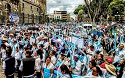 Hundreds of thousands marched for life in Mexico
