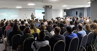 FEUER: Evangelists in European universities gathered in Spain
