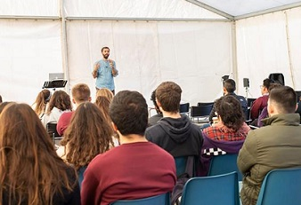 'Rethink': Talking about faith, sexuality and science at university