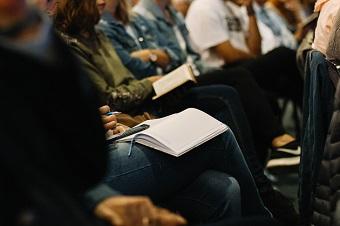 Pondering pre-sermon position