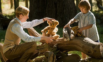 The lost home of Christopher Robin