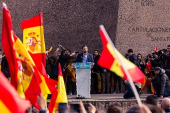 Far-right party bursts into Spain's political scenario