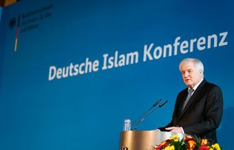 """Muslims belong to Germany"", German Interior Minister says"