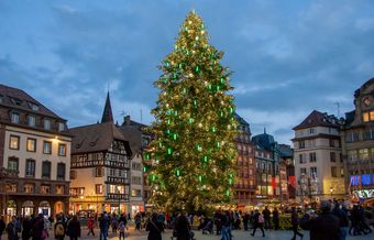 At least 3 people dead in Strasbourg Christmas market shooting