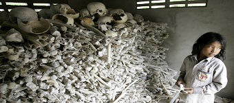 The terror of the Khmer Rouge