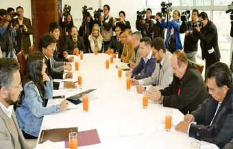 Bolivian evangelicals and the government come to an agreement on religious freedom