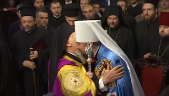 The Orthodox Church in Ukraine seals its independence