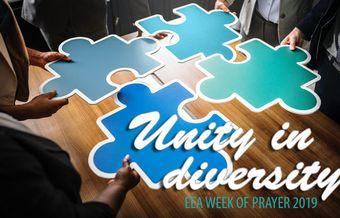 """Unity in diversity"", the Week of Prayer 2019 in Europe"