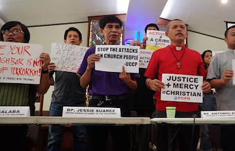 Tension against Christians grows in the Philippines