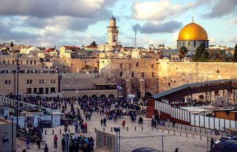 Two and a half million Christians visited Israel in 2018
