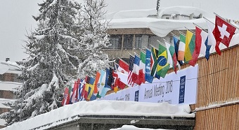 Christians in Davos: prayer gatherings and conversations about Jesus
