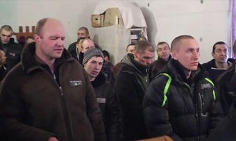 The gospel in East Ukraine's prisons