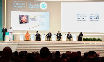"WEA Secretary General in United Arab Emirates: ""Forced religious belief is no belief at all"""