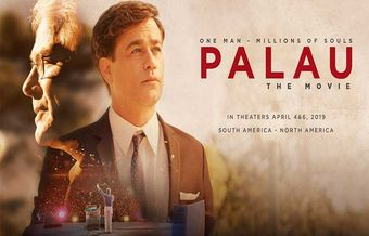 A film about evangelist Luis Palau to be released in April