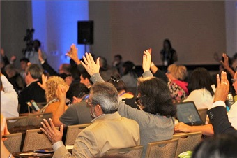 """Christian parliamentarians denounce """"major crisis caused by illegitimate government of Maduro"""""""