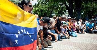 Latin American Christians call for a worldwide prayer day for Venezuela