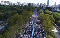 Hundreds of thousands marched for life in Buenos Aires