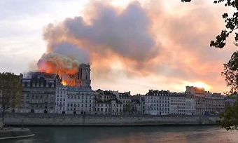 Paris assesses damages after huge Notre Dame fire
