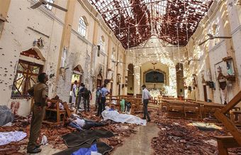 "Sri Lankan Christians ""call on the national and global church to pray"""