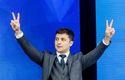Comedian Volodymyr Zelenskiy wins Ukraine presidency by a landslide