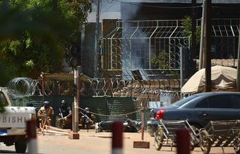 At least six Christians killed in a church attack in Burkina Faso