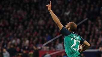 "Lucas Moura: ""I want to be remembered as a man of God"""