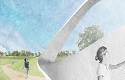 A 50-metre high monument will encourage Britons to pray